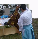 4月16日地鎮祭1