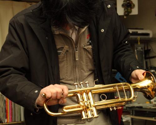 管楽器リペア教室2