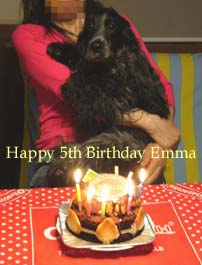Emmas 5th birthday