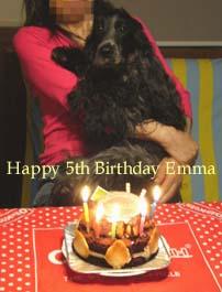 Emmas 5th birthday