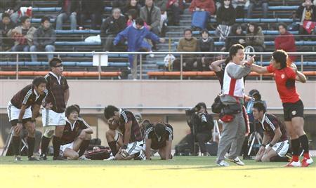 20110109ラグビー大学選手権3