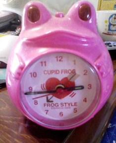 20110312地震発生時の時計