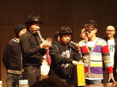 20110321チャリティの今田