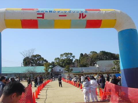 マラソン大会 011