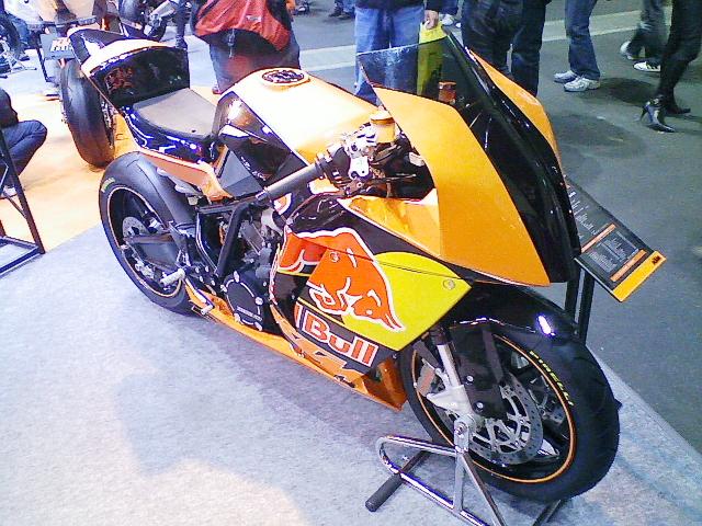 モーターサイクルショー 001