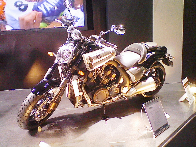 モーターサイクルショー 002