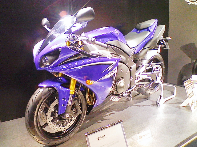 モーターサイクルショー 004