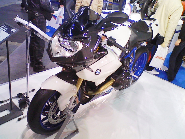モーターサイクルショー 008