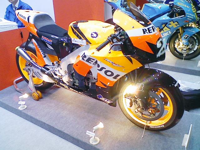 モーターサイクルショー 014