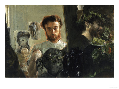 AGC-F-000093-0000~Self-Portrait-Gallery-of-Modern-Art-Florence-Posteres