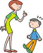 児童と親1