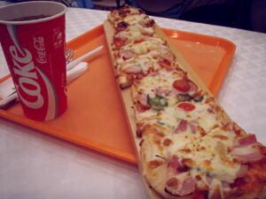 ボードピザ