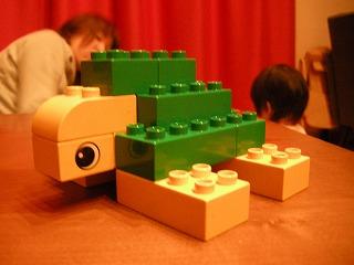レゴ デュプロ くねくねコースター2224