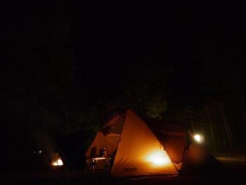 北薩広域公園キャンプ 145