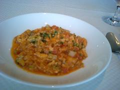 海老とトマトの玉子炒め