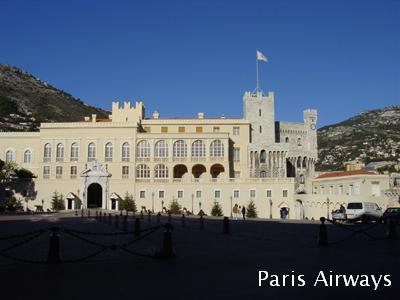 モナコ 大公宮殿
