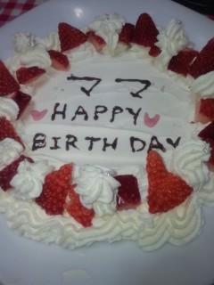 birthday cake 2021