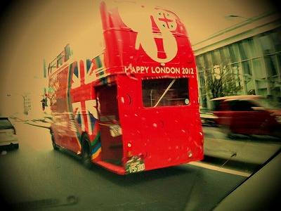 ロンドン ハッピー