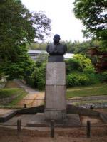 中島知久平 新田神社