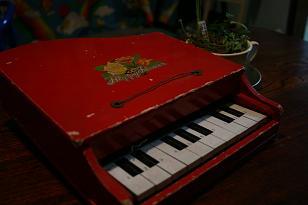 おピアノ様