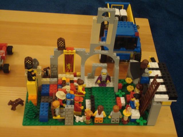 Lego wedding2