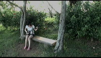 個人練習桃ち。