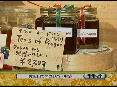 Tears of Dragon。