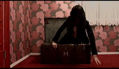恐怖の箱。
