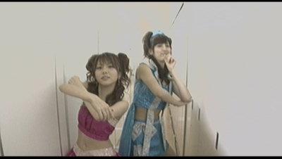 田中っちと梅ちゃん。