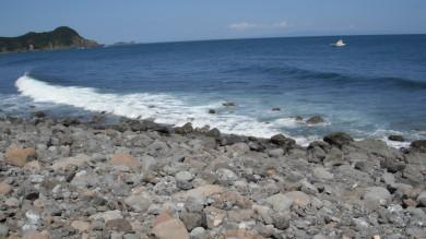 蒲生田の海