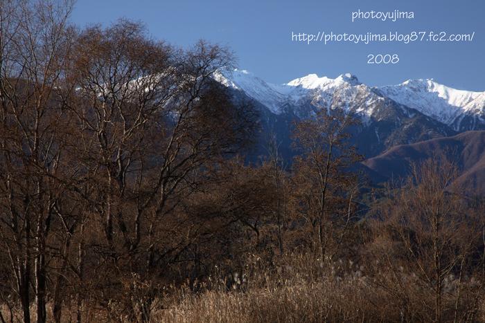 南駒ケ岳3