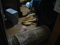 地震⑦ 納戸