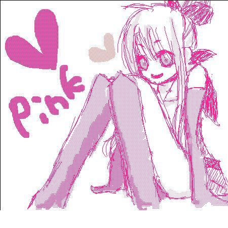 ピンク(さやさん)