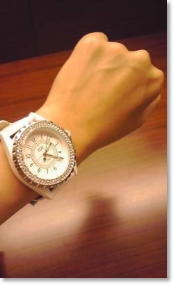 ぼったくられた時計