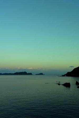 110106 安和の海。