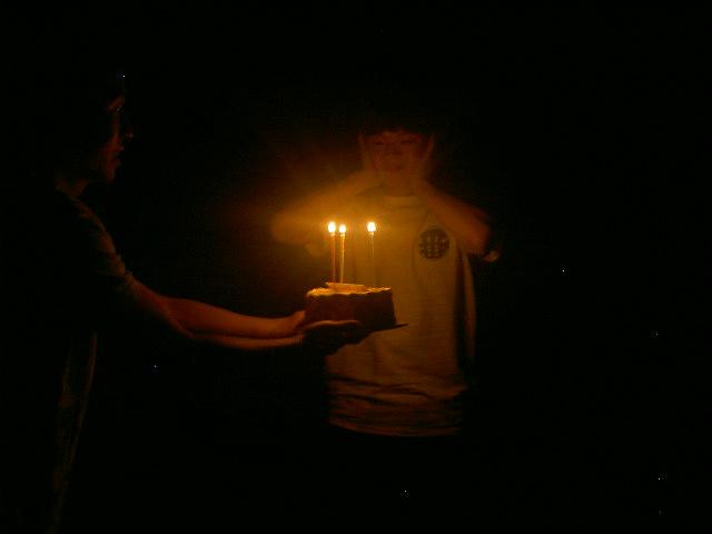 ベッくん誕生日