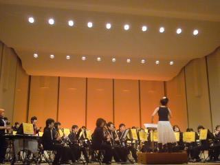 東京工科大学吹奏楽団M