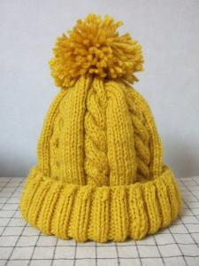 007ニット帽