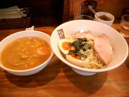 200921つけ麺