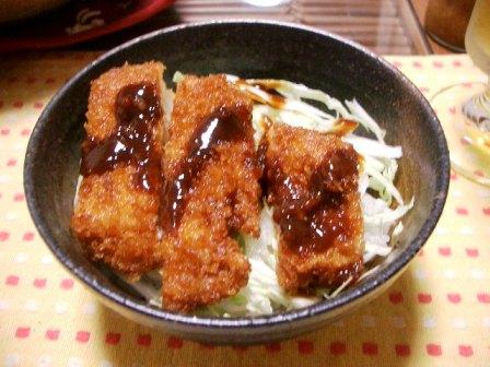 200924味噌かつ丼