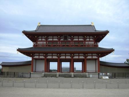 200927平城京跡