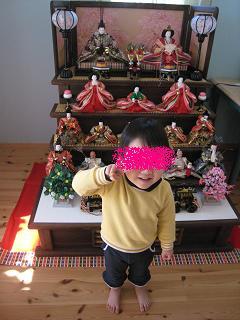 お雛様2011