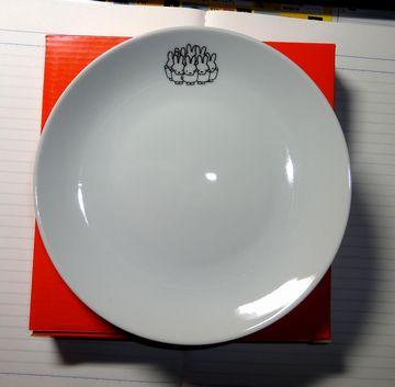 ミッフィー皿!
