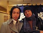 with潤さん