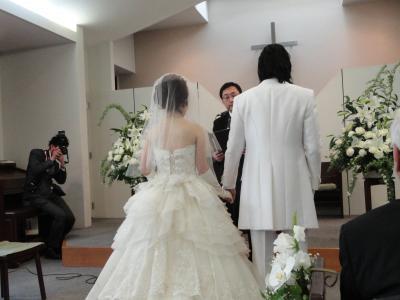 アミンさん結婚式