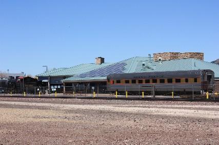ウイリアムズ駅