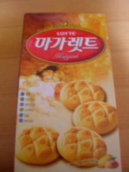 韓国のクッキー