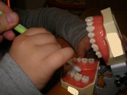歯磨き練習2