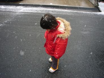 優花雪景色2