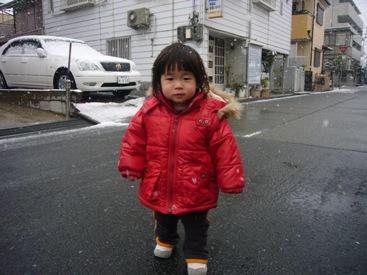 優花雪景色3
